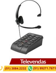 Telefone Headset HSB 50