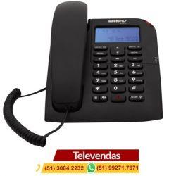 Telefone com fio com identificação de chamadas e viva voz TC 60ID