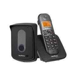 Telefone s/fio com ramal externo TIS 5010